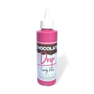Chocolate Drip Candy Pink